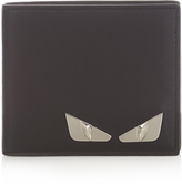Fendi Bag Bugs bi-fold leather wallet