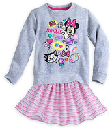 Disney Minnie Mouse Clubhouse Skirt Set for Girls