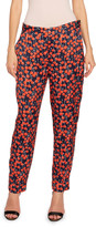 Victoria Victoria Beckham Cherry Print Pajama Trousers