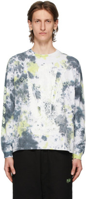 Perks And Mini Multicolor Murky Messages Long Sleeve T-Shirt