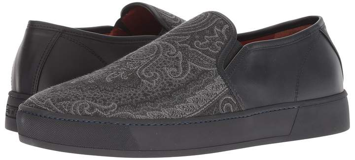 Etro Printed Paisley Slip-On Sneaker Men's Shoes