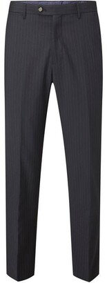 Skopes Wilkinson Navy Pinstripe Suit Trouser