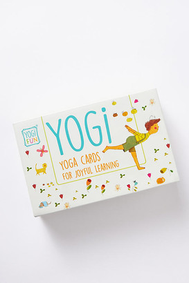 Anthropologie Yoga Cards for Joyful Learning By in Assorted