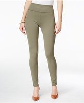 INC International Concepts Pull-On Ponte Skinny Pants, Only at Macy's