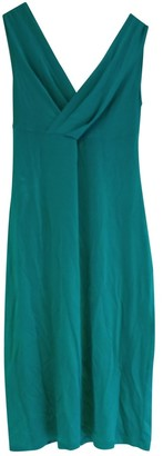 Galliano Turquoise Dress for Women