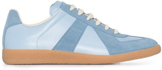 Maison Margiela Replica panelled sneakers