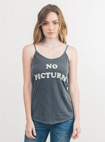 Junk Food Clothing No Pictures Tank-jtblk-xs