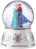 Lenox Decorative Disney Elsa and Anna Musical Water Globe