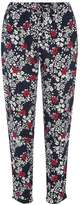 Dorothy Perkins Raspberry Floral Joggers