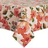 Sur La Table Summer Floral Tablecloth