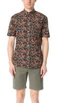 Gitman Brothers Short Sleeve Xanadu Shirt