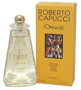 Roberto Capucci Opera Iii for Women Eau De Toilette Spray, 3.4 Ounce