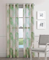 "J Queen New York St. Croix Sheer 50"" x 84"" Window Panel"