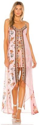 Agua Bendita x REVOLVE Victoria Maxi Dress