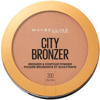Maybelline City Bronzer, Bronzer and Contour Powder