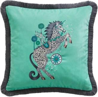Emma J Shipley Caspian Square Cushion (40Cm X 40Cm)