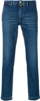 Jacob Cohen stonewashed slim-fit jeans
