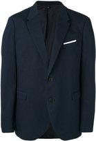 Neil Barrett chest pocket blazer