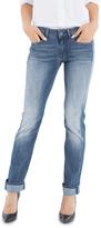 G Star 3301 Contour High Straight Jean