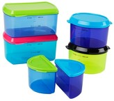 Fit & Fresh Food Storage Container Set