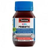 Swisse Kids Probiotic Natural Berry Flavour 40 tablets