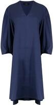 Thumbnail for your product : Joseph Balloon Sleeve Midi Dress