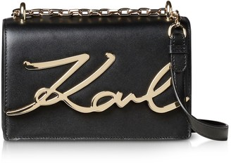 Karl Lagerfeld Paris K/signature Small Shoulder Bag