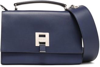 Michael Kors Bancroft Leather Shoulder Bag