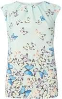 **Billie & Blossom Tall Multi Coloured Shell Top