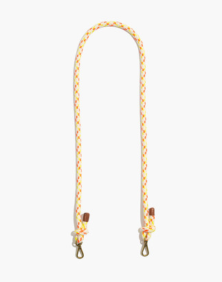 Madewell The Shoulder Bag Strap: Rope Edition