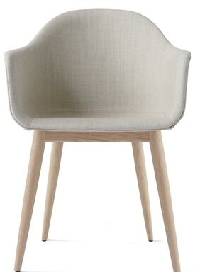 Menu Harbour Dining Chair Color: Sandy Brown/Oak