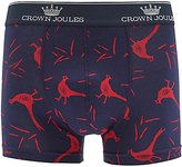 Joules Crown Joules Pheasant Trunks, Navy