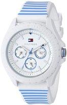 Tommy Hilfiger Women's 1781423 Analog Display Quartz Blue Watch