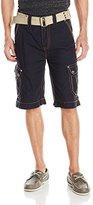 Rock Revival Men's Cargo RR Shorts