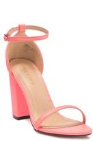 Chase & Chloe Tawny Ankle Strap Sandal