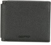 Lanvin grained billfold wallet