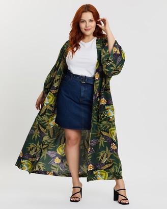 Hope & Harvest Kimono Duster