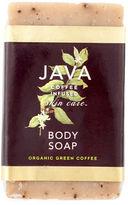 Java Skincare Organic Green Coffee Body Soap- 4.25 oz.
