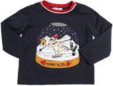 Dolce & Gabbana Mimmo Printed Cotton Jersey T-Shirt