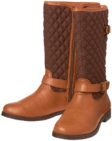 Crazy 8 Quilted Riding Boots