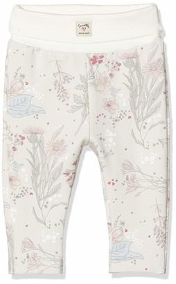 Sanetta Baby_Girl's Sweatpants Trouser