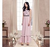 Lauren Conrad Runway Collection Embellished Maxi Dress - Women's