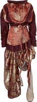 Vivienne Westwood Marina Dirndl Dress R1 Size III