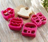 Pottery Barn Kids Sweets Lunch Punch Sandwich Cutters