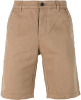 Barena classic shorts - men - Cotton/Linen/Flax - 50