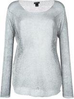 Avant Toi embellished sweater