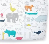 Petit Pehr 'Noah's Ark' Cotton Crib Sheet