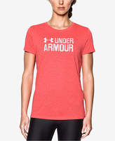 Under Armour Threadborne Siro Logo T-Shirt