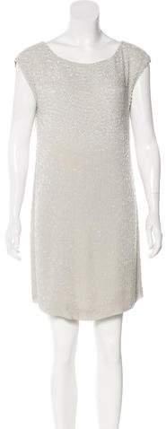 Gucci Beaded Mini Dress