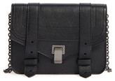Proenza Schouler Women's Ps1 Chain Wallet - Black